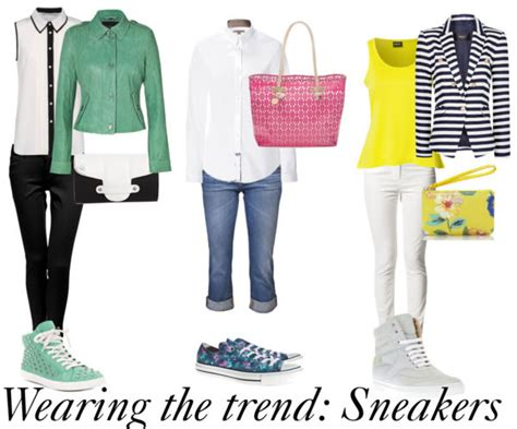 How Can Women Over 40 Wear Sneakers