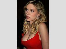Scarlett Johansson Bra Size, Age, Weight, Height