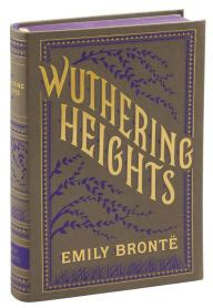 barnes and noble uh wuthering heights barnes noble collectible editions by