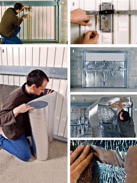 Coibentare Porta Garage by Come Isolare Il Soffitto Garage