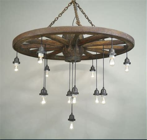 25 beste idee 235 n wheel chandelier op