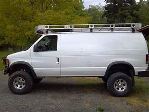 Ford Econoline 4x4 Diesel
