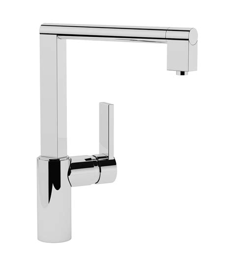 Abode Contemporary Indus Kitchen Mixer Tap At1087