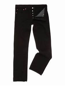 Menu0026#39;s Leviu0026#39;s 501 Black Straight Jeans Black   Gay Times UK   u00a365.00
