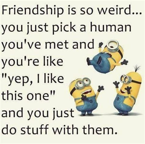 Funny Friendship Memes - top 30 minions friendship quotes funny minions memes