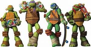 Teenage Mutant Ninja Turtles Visiting Bala Cranberry ...