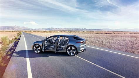 2018 Jaguar I Pace Concept 3 Wallpaper Hd Car Wallpapers
