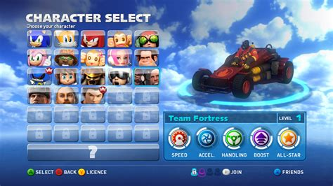 sonic  stars racing transformed collection  pc
