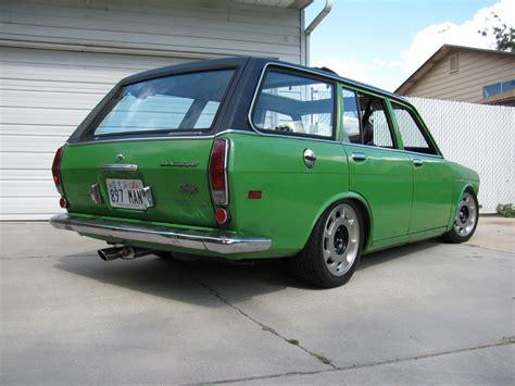 1972 Datsun 510 Wagon by Slam That Wagon 1972 Datsun 510 Specs Photos