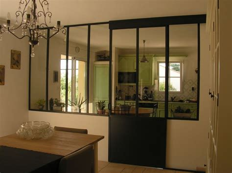 verriere coulissante pour cuisine verrière d intérieur decoration for us