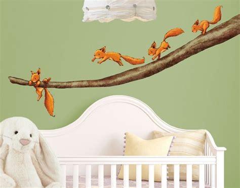 Wandtattoo Kinderzimmer Eichhörnchen by Vergesst Eulen Und F 252 Chse Jetzt Kommen Eichh 246 Rnchen