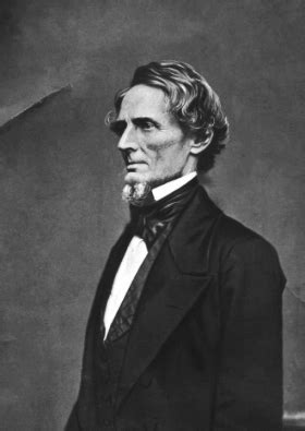 Jefferson Davis Quotes Slavery Quotesgram