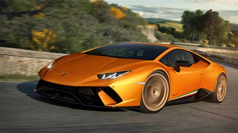 2017 Lamborghini Huracan Performante 4 Wallpaper