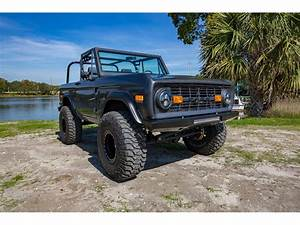 1972 Ford Bronco for Sale | ClassicCars.com | CC-1157035