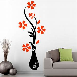 floral wall sticker clipart best With stickers for walls