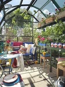 Construccion y decoracion de un Jardin de invierno Casa Web