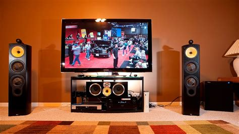 The Best Home Decor For Small Spaces: Top 5 Best Home Theater Systems To Buy 2017