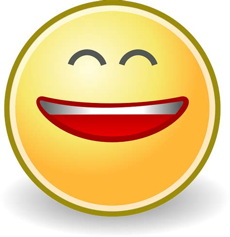 vector graphic laugh smiley laughing happy lol