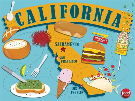 ca cuisine the best things to eat in california food best
