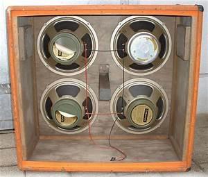 Wiring Speaker Cabinets