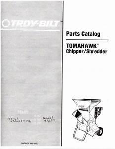 Troy Bilt Chipper Shredder Manual