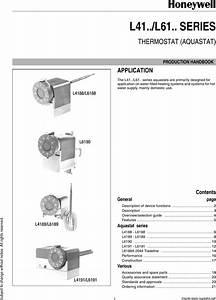 Honeywell Thermostat 1en2r 9005 0406r3 Ne Users Manual En2r