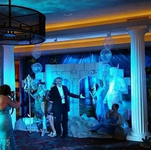 themed event entertainment