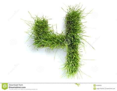 and numbers letter a made of grass stock numbers made of grass stock photo image 9048450