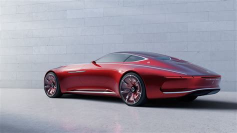 New Vision Mercedes-maybach 6 Surfaces Online And Looks