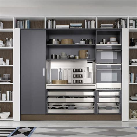 Six Stylish Kitchen Storage Solutions  Ideal Home