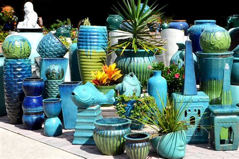 Outdoor Pottery Planters by Wholesale Garden Pottery Large Pots Outdoor