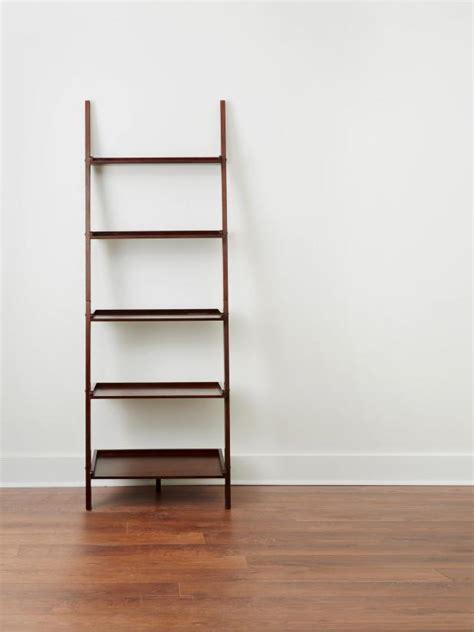ways    ladder shelf hgtv