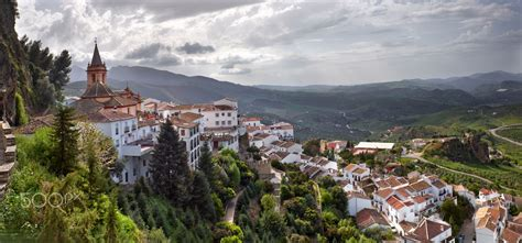 andalusian mountains pueblos blancos village grazalema villages spain fascinating places visit most cadiz