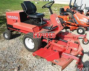 Gravely PROMASTER 400 Mower Front Deck For Sale