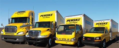 Penske Truck Rental No. 505480
