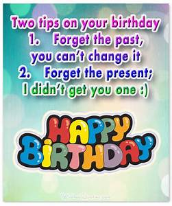Funny Birthday Wishes for Friends and Ideas for Maximum ...