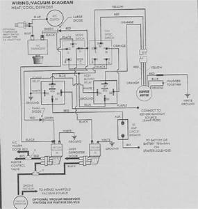 6 Best Images Of Vintage Air Wiring Diagram