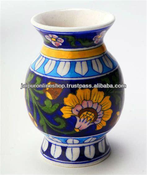antique blue pottery vasesrajasthani blue pottery decor