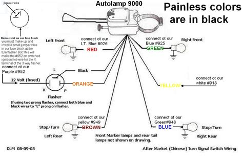 Aftermarket Wiring Diagram by Projects Aftermarket Signal Switch Kd728 Help The H A M B