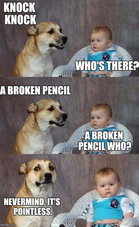 dad joke dog  memes gifs imgflip