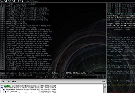 Tiling Window Manager Vs Desktop Environment by Awesome Linux Softpedia Linux