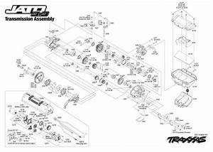 Traxxas T Maxx 25 Transmission Diagram