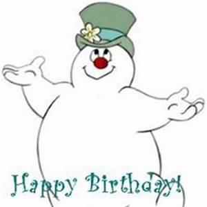 Frosty The Snowman Happy Birthday | My Blog