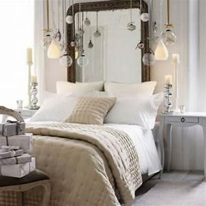 28 idees deco chambre pour accueillir noel avec style With chambre bébé design avec deco fleurs pour noel