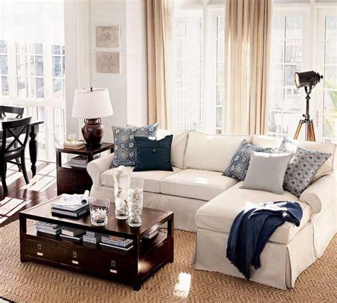 white  navy blue spelman university living room decor