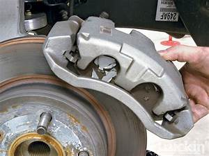 Jeep Grand Cherokee Zj 1993 To 1998 How To Replace Rear Calipers