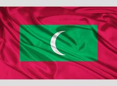 Maldives flag wallpapers Maldives flag stock photos