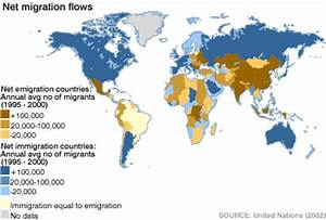 Global migration   Modern era