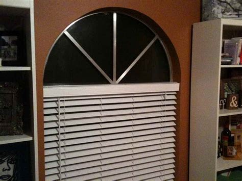 Arched Window Blinds by Arched Window Blinds Style Dwelling Exterior Design