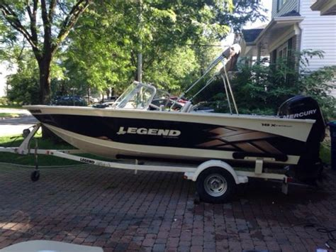 Used Legend Boats For Sale In Canada by Legend Boats Xcalibur 18 For Sale Canada